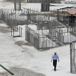 Cemento, colate per 28 mila ettari Il 10% della provincia è «asfaltato»