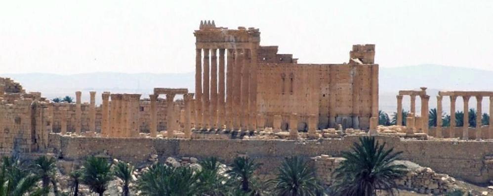 Scontro di anime in atto a Palmira