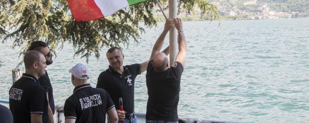 Tagliamento, la storia divide ancora Lovere e Rovetta: manifestazioni e presidi