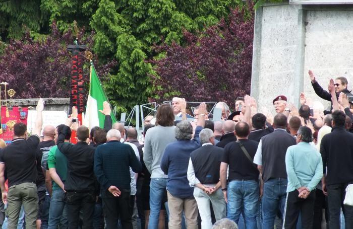 Il raduno dello scorso anno a Rovetta