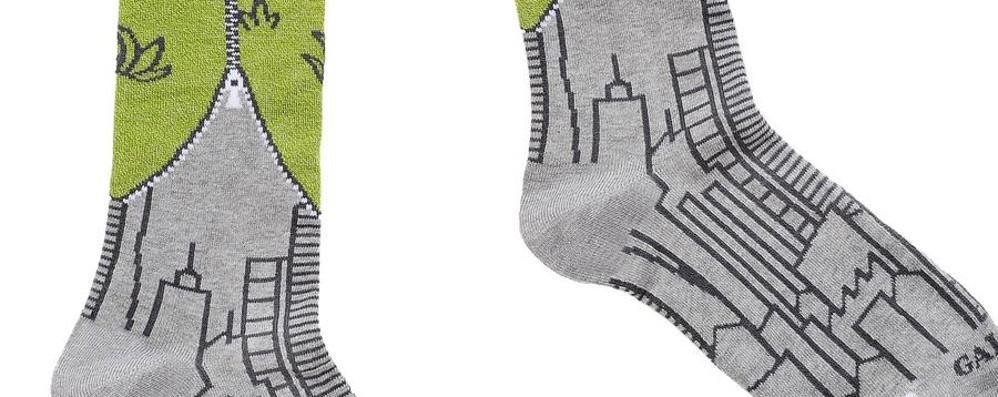 Gallo, calze per Expo all'insegna dell'ecologia