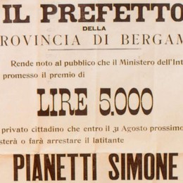 Pianetti, cent'anni dopo la condanna per la giustizia è ancora da catturare