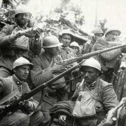 Una frattura storica L'Italia in guerra