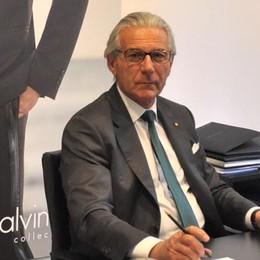 Da Napoli a Bergamo  Ora ai vertici di Calvin Klein