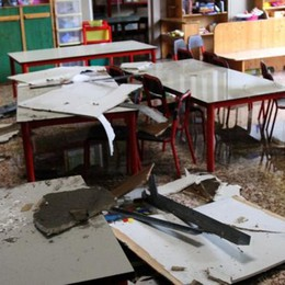 Il decreto con 350 milioni per interventi nelle scuole
