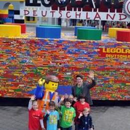 Lego da record in Germania C'è il mattoncino più grande del mondo