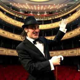 Tonino Carotone a Redona Mercoledì concerto al Druso