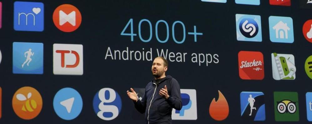 Il  frigorifero «parlerà» alla lavatrice Google sfida Apple con Android M
