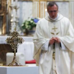 Giovanni Paolo II, ecco la reliquia A Sotto il Monte una goccia di sangue
