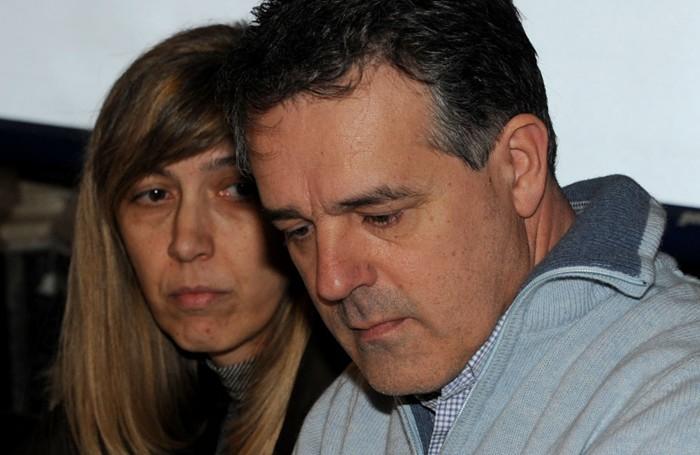 Sara e Antonio Gabrieli, genitori di Giulia, morta di tumore a 14 anni