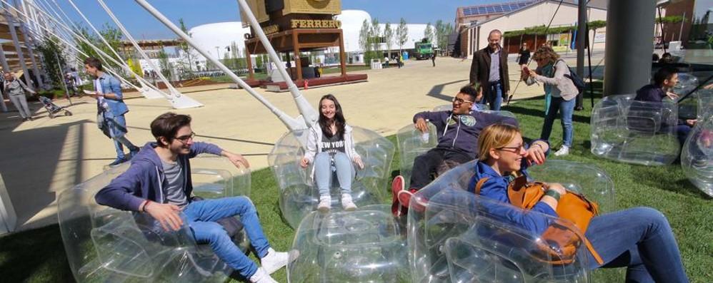 Expo e i bambini, ecco dove andare Incontrerete tanti bergamaschi
