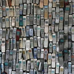 Fiumi di spazzatura elettronica Cresce la raccolta, Lombardia leader