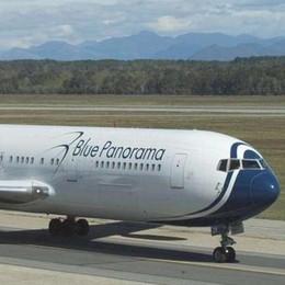 Blue Express vola da Orio in Grecia Ma da metà luglio (ancora) stop a Roma