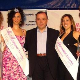 Eletta «Miss mamma italiana» Sul podio anche due bergamasche
