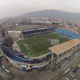 Stadio: nuovo vertice Gori-Percassi Atalanta per il restyling, scoglio legale