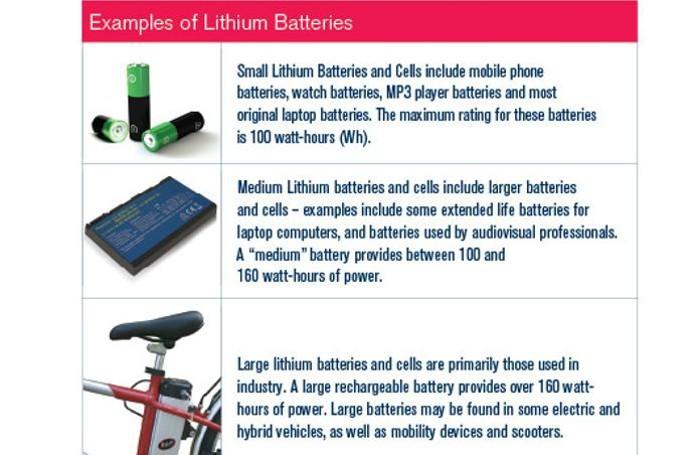 Pc e telefoni attenzione alle batterie cosa si pu - Si puo portare il phon nel bagaglio a mano ...