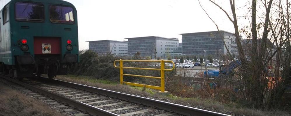 Rossi: «Priorità alla Ponte-Albano con fermata del treno all'ospedale»