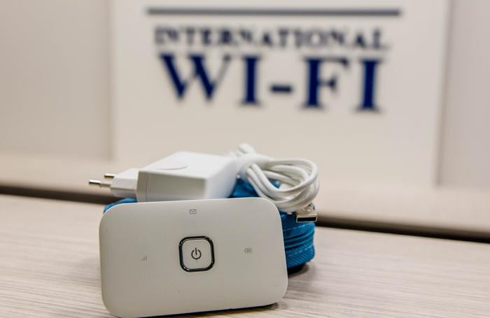 International  WI FI