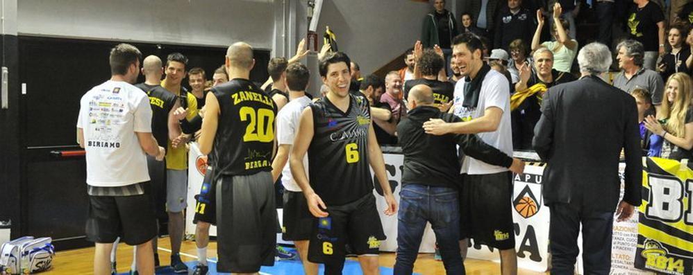 Basket, Comark a Bologna contro la nobile Fortitudo