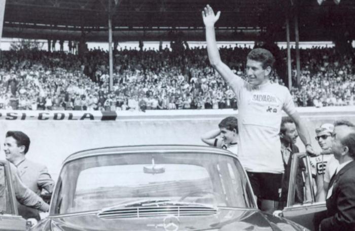 La vittoria di Gimondi al Tour de France 1965