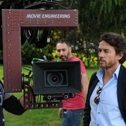 Alessio Boni e il film «Respiri» Martedì si selezionano comparse