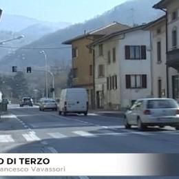 Borgo di Terzo con Vavassori, a Gazzaniga Mattia Merelli