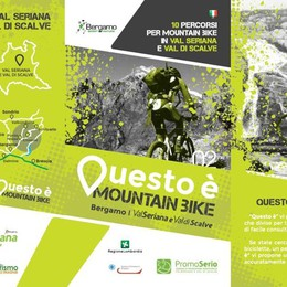 Mountain bike, 10 percorsi in tasca Val Seriana e di Scalve - Le mappe