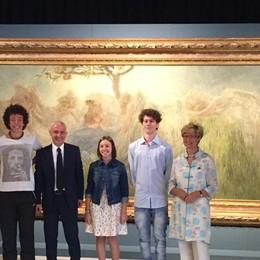 Fondazione Creberg: quattro studenti  un anno all'estero con Intercultura