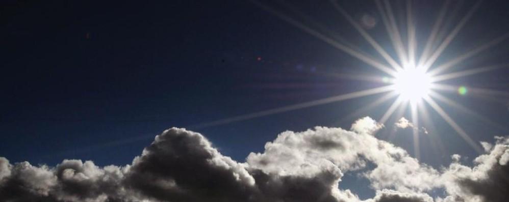 Meteo: bel tempo fino a venerdì Nel weekend temporali al Nord