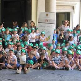 A Expo premiati 300 alunni di Bergamo