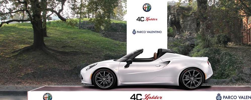 Parco Valentino riporta la grande auto a Torino