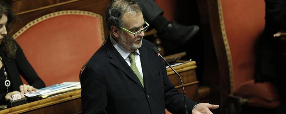 Calderoli: sabato a Bergamo con Maroni La politica di Renzi sui clandestini è folle
