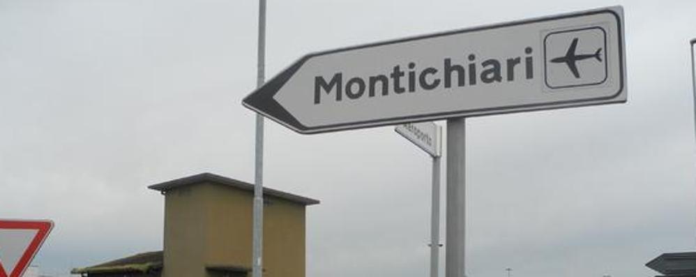 Montichiari, i veneti non chiudono «Parliamo con Orio. Ma con Enac»