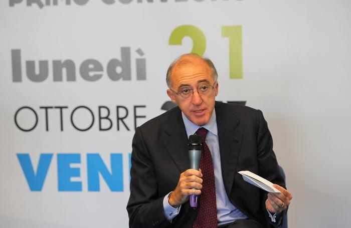 Enrico Marchi,  presidente di Save