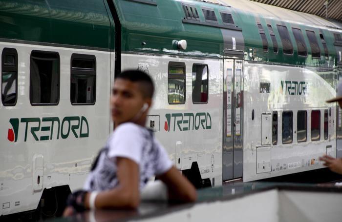 La fermata del passante ferroviario di Villapizzone