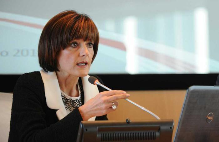 Cinzia Farisè  amministratore delegato di Trenord