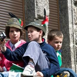Piccoli Alpini crescono in città con il Campo scuola dell'Ana