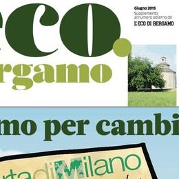 Eco.bergamo e la Carta di Milano Una firma per cambiare - Video
