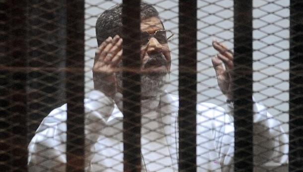 Confermata condanna a morte Morsi