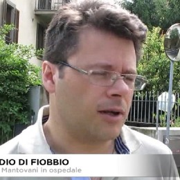L'assessore regionale Mantovani al Papa Giovanni