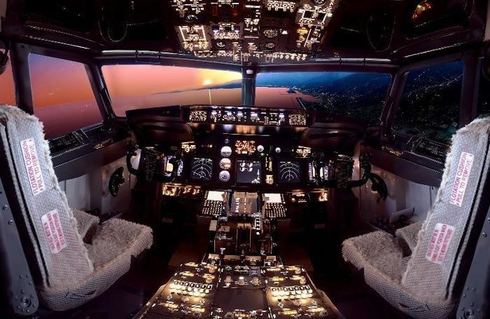 Il simulatore può aiutare a sconfiggere la paura di volare