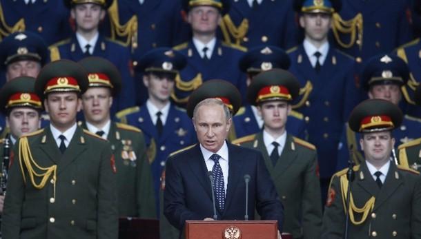 Putin aggiunge 40 missili ad arsenale