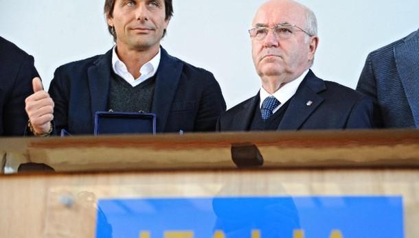 Tavecchio, Conte può arrivare a Mondiale