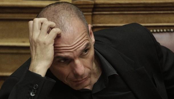 Varoufakis,serve ristrutturazione debito