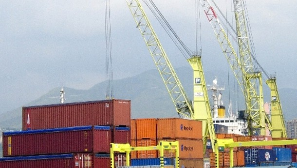 Commercio estero: export aprile -0,8%