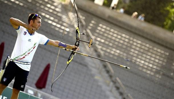 Giochi europei: primo oro per l'Italia