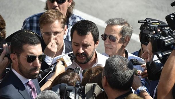 Salvini, non abbiamo bisogno di perdono