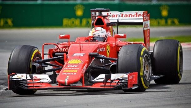 F1: Austria, Vettel 'proviamo a vincere'