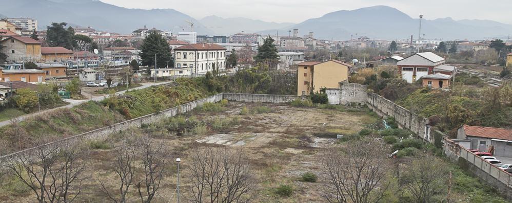 L'ex Gasometro sarà un parcheggio Gori: pronte le analisi del terreno