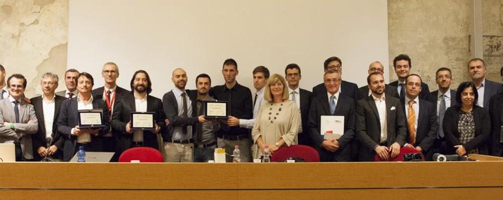 Start Cup Bergamo, candidature chiuse Progetti in gara, più del doppio del 2014